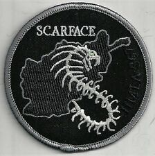 USMC HML-367 PATCH                      ' SCARFACE '                  FULL COLOR