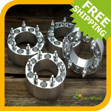 4 Toyota Wheel Spacers Adapters 2 inch fits ALL 6 lug PICKUPS
