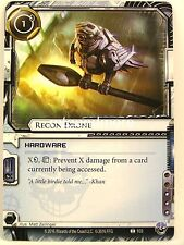 Android Netrunner LCG - 1x #103 Recon Drone - Quorum
