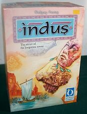 INDUS : The Secret of Forgotten Towns Game - Queen Games - Excellent Condition!