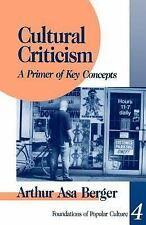 Feminist Perspective on Communication: Cultural Criticism : A Primer of Key...