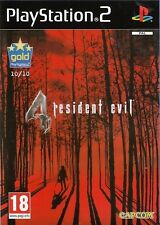 Resident evil 4 pour PS2 pal (new & sealed)