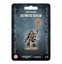 Warhammer 40K: Deathwatch / Space Marine: Chaplain (39-25) NEW