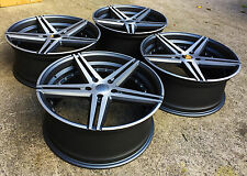 "20"" START DESIGN  ALLOY WHEELS 5X120 TO FIT VW TRANSPORTER T5 LOAD RATED"