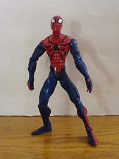 "Marvel ToyBiz 2002 Spider-Man 6.5"" Action Figure Super Poseable 20+ Articulation"