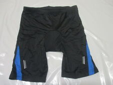 Mens Crivit Sports Bike Cycling Shorts  Large Waist Lycra Cycling New