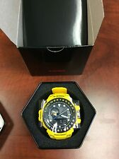 New Casio GWN1000H-9A G-Shock Gulfmaster Triple Sensor Men's Watch