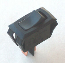 SBI Osburn Two Position Rocker Switch, Black, 44093, for wood and gas stoves