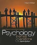 Concept Charts for Weiten's Psychology: Themes and Variations, 8th, Weiten, Wayn