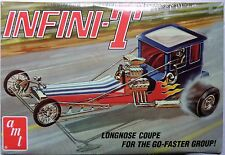 AMT Infini-T Longnose Coupe Dragster, 1/25 Scale, New (2007) FS Box