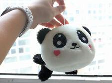 Panda couché mignon Haute qualité Cadeau d'amour 20cm 8 Peluche aimable