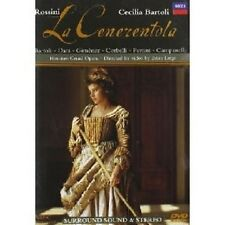 "BARTOLI/LARGE/HOUSTON SO ""LA CENERENTOLA (GA)"" DVD NEU"