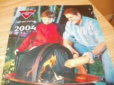 CANADIAN TIRE CATALOG  2004  RARE OUT OF PRINT