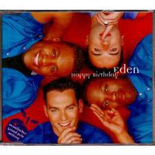 ☆ MAXI CD EUROVISION 1999 Israel : EDEN Happy birthday 2-track jewel case ☆