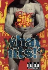 RED HOT CHILI PEPPERS WHAT HITS !? EMI CAPITOL UK 2002 REGION FREE DVD L NEW