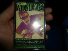 One Hit Wonders 1974-1985 sealed Cassette NEW!!