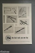 R&L Ex-Mag Advert: Eclipse Tools, Made in Sheffield, Sews, Scribbers