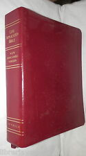 LIFE APPLICATION BIBLE New King James Version Tyndale 1990 Bibbia Biblica di e