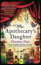 The Apothecary's Daughter, Betts, Charlotte
