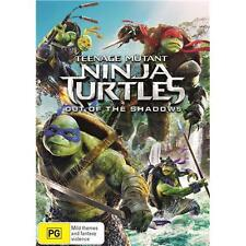 Teenage Mutant Ninja Turtles - Out Of The Shadows (DVD, 2016) (Region 4)