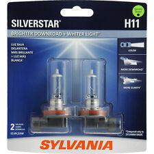 Headlight Bulb-SilverStar Blister Pack Twin Advance H11 ST/2