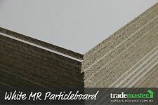 Particle Board White MR - 2400x1800x16mm Board Sheets Sydney NSW