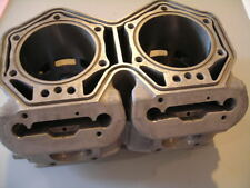 2009 Skidoo 800-R Re-Plated Block WITH MCB Pistons #6623240  $200 Core Refund