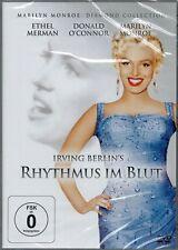 DVD RHYTMUS IM BLUT # v. Irving Berlin, Marilyn Monroe ++NEU