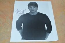 VINTAGE TOM CRUISE SIGNED 8X10 PHOTO!!! MUST SEE!!!