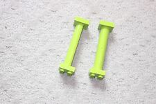Lego Duplo Lime Green Column Support Beam Block Piece Building Piece 2 x 2