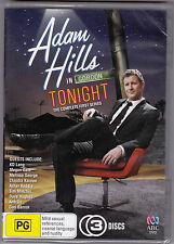 Adam Hills In Gordon St - Tonight The Complete First Series - DVD (New Sealed)