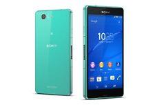Sony Xperia Z3 - 32GB -Smartphone - Silver Green