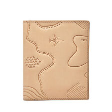 New Fossil Men's Vista Passport Map Print SML1256074