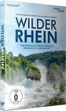 Wilder Rhein (Erlebnis Erde) DVD Neu!