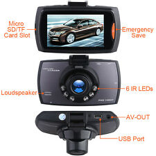 "Vehicle DVR 1080P 2.7""HD Dual-Kameras  Auto Car camera Dashcam Len 170° technik"
