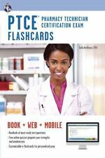 PTCE - Pharmacy Technician Certification Exam Flashcard Book + Online (Flash Car