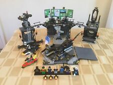 Lego Batman 7783 The Batcave: The Penguin and Mr.Freeze's Invasion 100%Complete