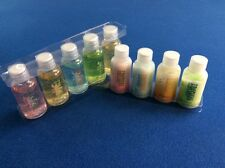 Bath & Body Tropical Treats: shower gels and body lotions 1.7 oz each, 9-pc set