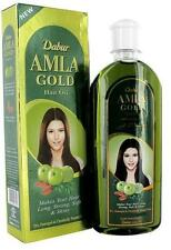 200ml - 7oz Dabur Amla GOLD Hair Oil Henna Almond