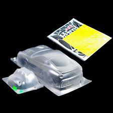 1:10 FERRARI 599XX Clear PC On-Road 195mm RC Car BODY SHELL With Sticker