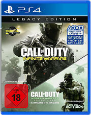 Ps4 juego Call of Duty: Infinite Warfare-Legacy Edition mercancía nueva