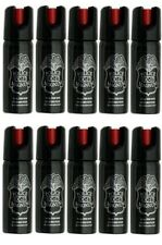 10 PACK POLICE MAGNUM OC-17 MACE PEPPER SPRAY 0.7oz OUNCE  SAFETY LOCK