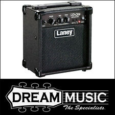 """Laney LX10B 10W Solid State Bass Guitar Combo 5"""" Speaker RRP$129"""