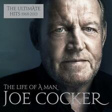 JOE COCKER THE LIFE OF A MAN The Ultimate Hits 1968-2013 2 CD NEW