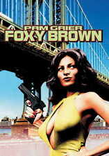 FOXY BROWN Movie POSTER 27x40 B Pam Grier Terry Carter Antonio Fargas Kathryn