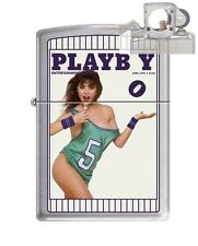 Zippo 4759 Playboy April 1990 Lighter with PIPE INSERT PL