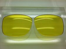 Von Zipper Fulton Custom Replacement Lenses Yellow NEW