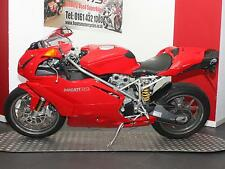 2004 Ducati 749S. ONLY 5,635 MILES. Termignoni. Great Value at ONLY £4,395!