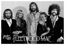 Fleetwood Mac *LARGE POSTER* Amazing IMAGE Stevie Nicks Lindsey Buckingham
