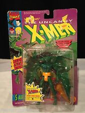 NEW 1992 Marvel The Uncanny X-Men SAURON w/ ATTACK WINGS # 4940 action Figure